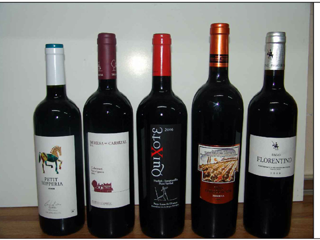 400  vinos GRANDE